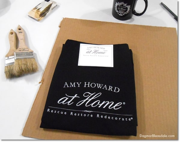 Amy Howard at Home workshop
