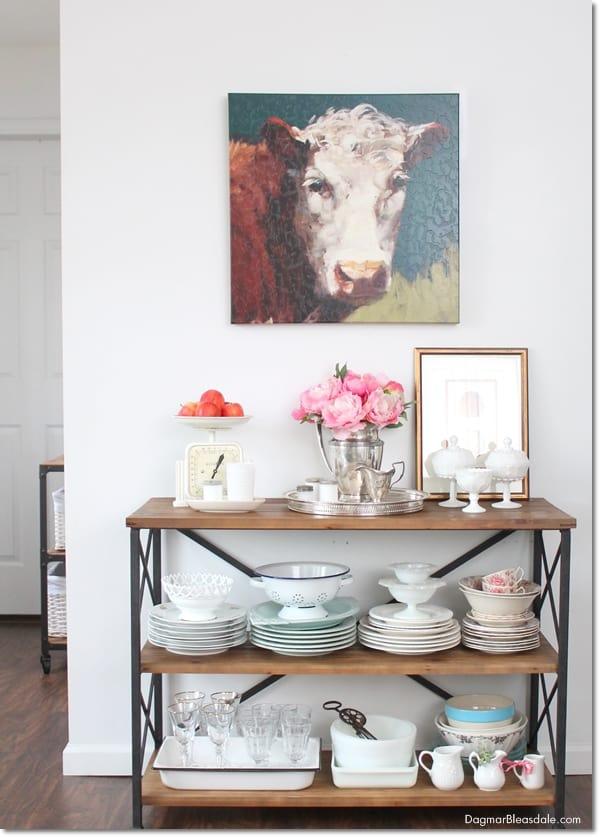 Thrifty Farmhouse Table