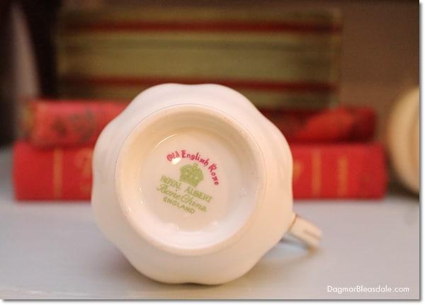 Royal Albert creamer