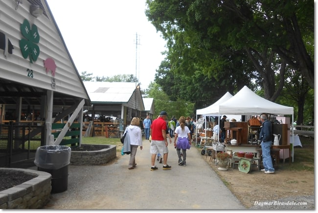 Country Living Fair in Rhinebeck 2016