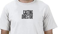 casting director t-shirt