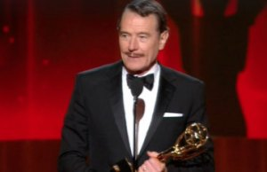 bryan cranston emmy award speech