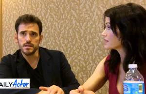 Interview: Matt Dillon and Carla Gugino Talk 'Wayward Pines'