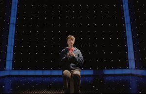 Alex Sharp The Curious Incident of the Dog in the Nighttime
