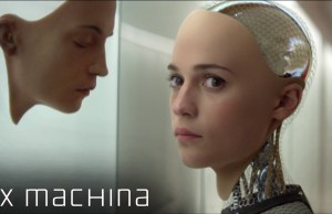 Trailer: 'Ex Machina' Starring Oscar Isaac and Domhnall Gleeson