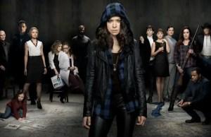 Tatiana Maslany in Orphan Black