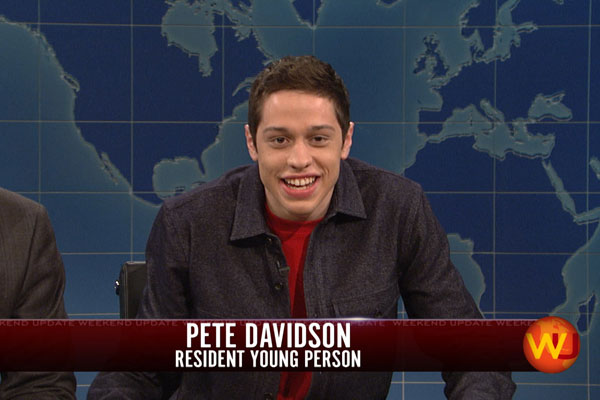 Pete Davidson - Saturday Night Live