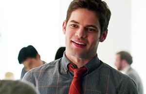 Jeremy Jordan in Supergirl