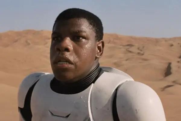 John Boyega Star Wars
