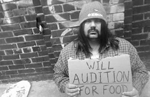 Starving Actors