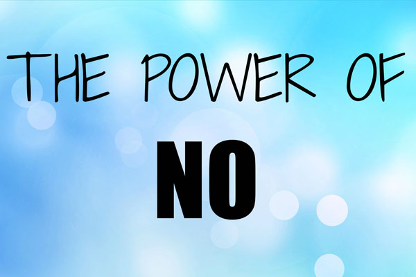 Power-of-no