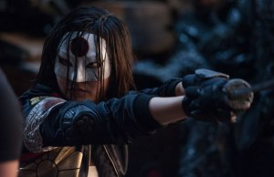 Karen Fukuhara 'Suicide Squad' Audition