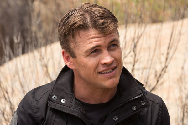 Actor Luke Hemsworth