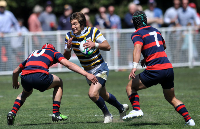 Flyhalf James Bailes and his fellow seniors capped their Cal careers with an undefeated campaign despite a trying season.