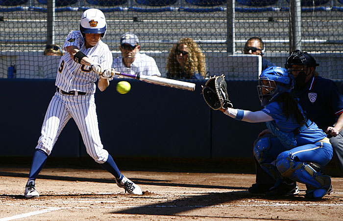 Third baseman Jace Williams went 4-for-8 from the plate in three games at Arizona. She also drew five walks.