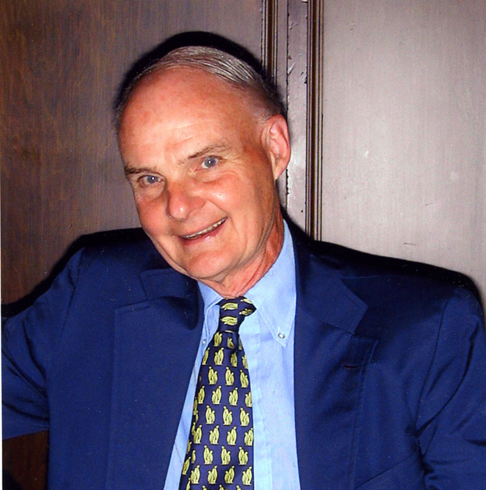 William Berry was an active member of the community as well as a professor.