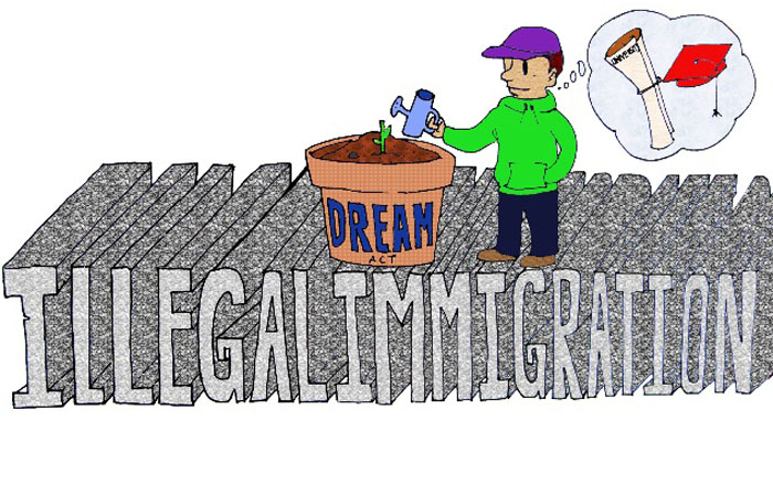 argument essay of dream act In short, the dream act represents basic fairness and  but the actual dream  act before congress is  the argument is that their very identity.