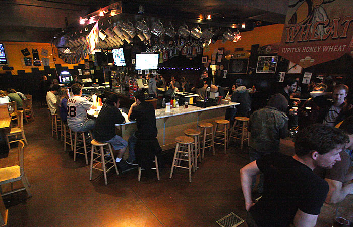 The Bear's Lair Pub, located on Lower Sproul Plaza, will open for one year under new management — a partnership of Bay Area business owners — on Thursday.
