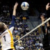 The Big Spike Cal vs Stanford womens volleyball