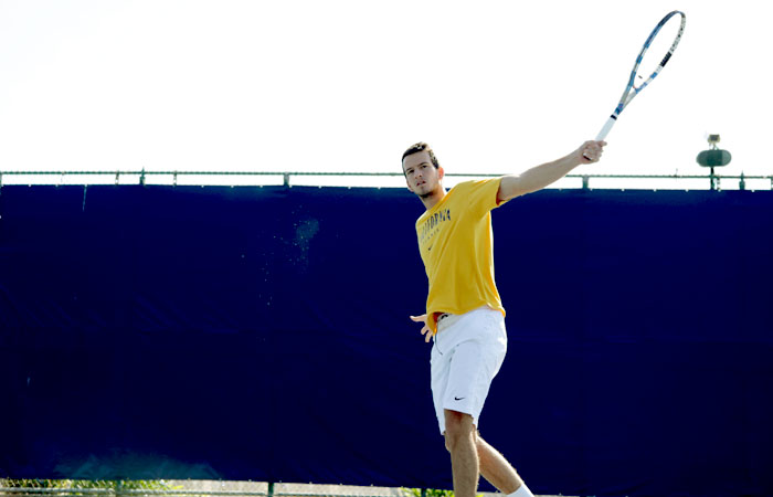 Tennis Feature: Carlos Cueto