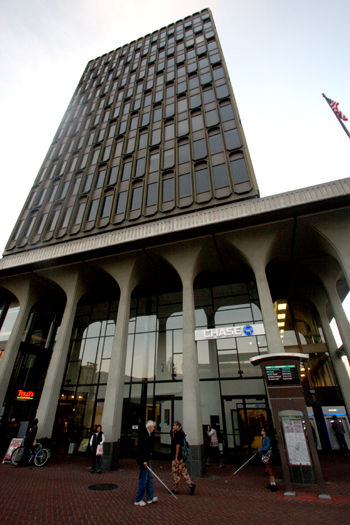 Occupy Berkeley announced this week that it will attempt to shut down the Chase Bank in Downtown Berkeley this Saturday.