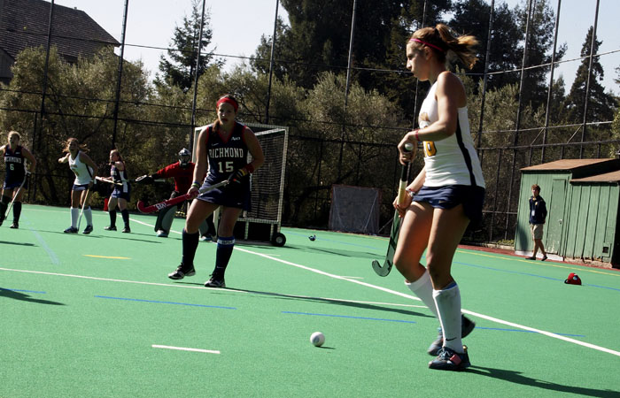 Field Hockey: Richmond @ Cal