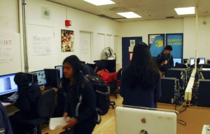 The Open Computing Facility, located in the basement of Eshleman Hall, is closing at the end of the Spring 2012 semester.