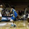 The Cal women's basketball team clinched second place in the Pac-12 in a home victory over Colorado on Saturday.