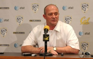 Cal head Coach Jeff Tedford talks about recruitment and the recent decisions on National Signing Day.