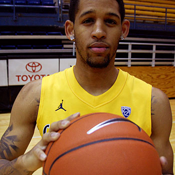 Allen Crabbe is Cal's leading scorer and the Pac-12's leader in 3-point field goals.