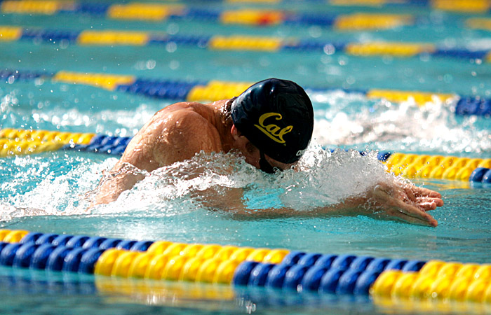 Cal vs. ASU Swimming