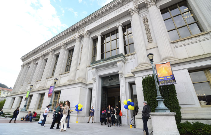Doe Library Centennial Celebration