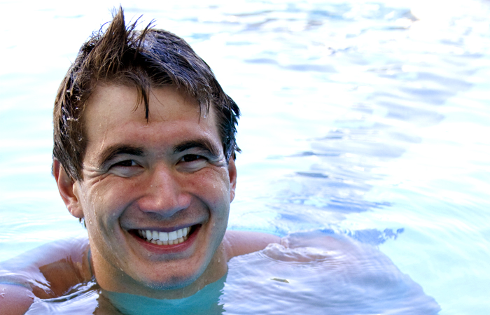 Nathan Adrian won his third medal of the Olympics swimming the freestyle leg of the men's 400 medley relay. Adrian also won the gold in the 100 freestyle.