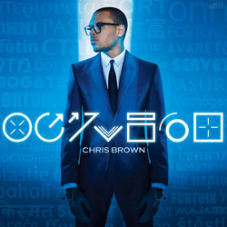 Chris Brown Fortune Cover HQ