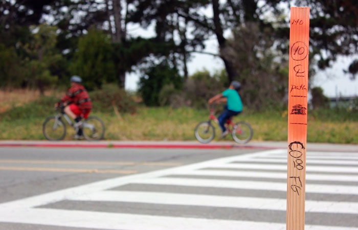 The city of Berkeley has begun construction on a new bike path that will extend through the Berkeley Marina. The new path will promote the safety of cyclists and pedestrians.