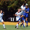 Grace Leer, Thelma Einarsdottir and Ifeoma Onumonu scored Cal's five goals on Sunday.