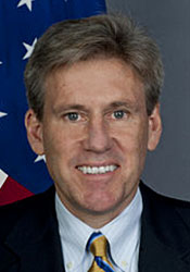 Christopher Stevens (US Embassy/Courtesy)