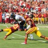 The Cal Bears take on Arizona State in a home tilt on Saturday.