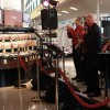The Fundamentals play during the grand opening of the newly renovated Safeway on 1444 Shattuck Place.