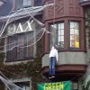 A haunted house held by UC Berkeley fraternity Theta Delta Chi featured a hanging zombie decoration which many have said resembled a lynching.