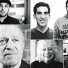 Top row: Josh Healey, Joey Freeman, Navid Shaghaghi. Middle row: Robert Reich, Lynne Hollander Savio, Jeffrey Skoller. Those pictured above were just some of the thousands of people who played a part in last year's Occupy Cal movement.