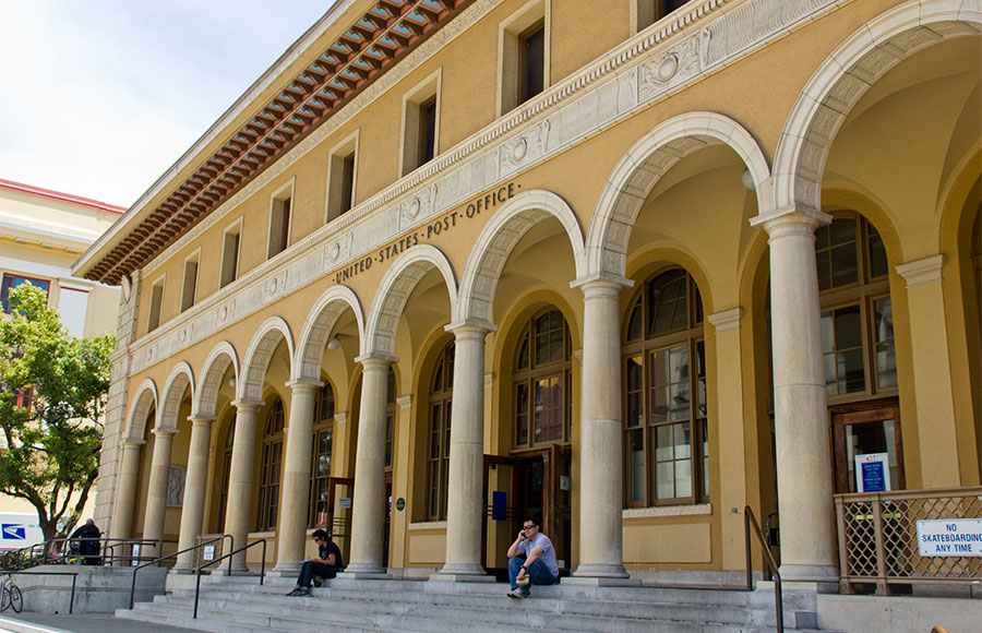The Berkeley main post office has been a point of contention since the Postal Service announced its intent to sell the building.