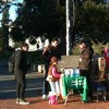 Girl Scouts on Sproul