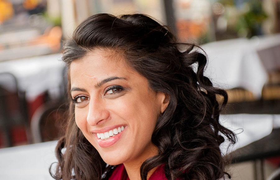 Feeding forward was founded by Komal Ahmad, who graduated in May 2012 and is now a visiting scholar at the UC Berkeley Blum Center for Developing Economies.