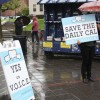 The V.O.I.C.E. Initiative was a referendum passed by the student body last spring to fund The Daily Californian.