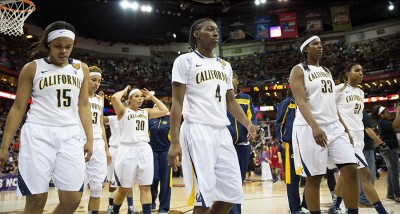 The Cal women's basketball team fell, 64-57, in the Final Four to end their 2012-2013 season.