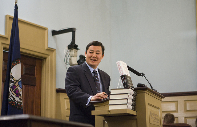 Back and Forth with Professor John Yoo