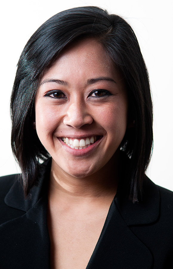 CalSERVE presidential nominee DeeJay Pepito says her background gives her a unique perspective in serving minority communities.