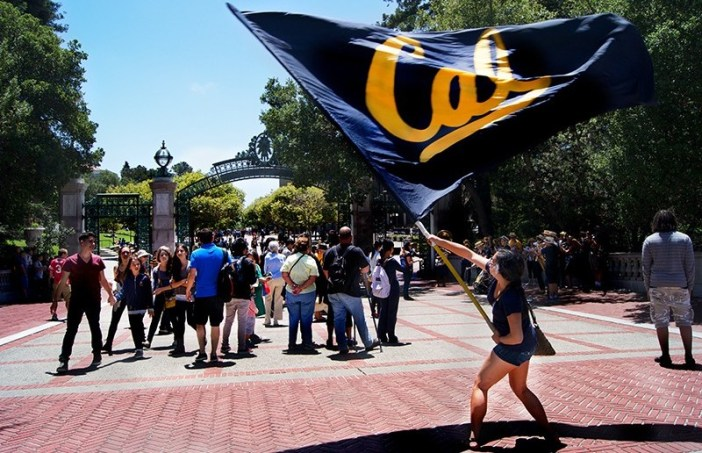 To those who were accepted into U.C. Berkeley...?