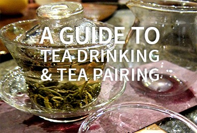 A guide to tea drinking and tea pairing